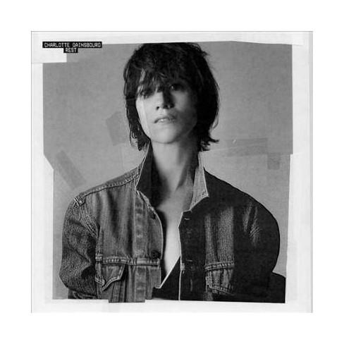 Charlotte Gainsbourg - Rest (Vinyl) - image 1 of 1