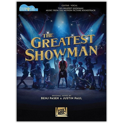 Hal Leonard The Greatest Showman - Strum & Sing Songbook - image 1 of 1
