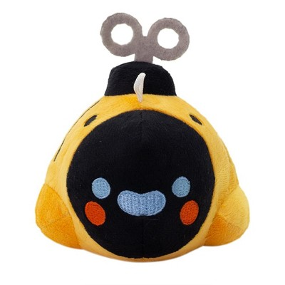 """Imaginary People Slime Rancher 4"""" Drone Slime Collector Plush"""