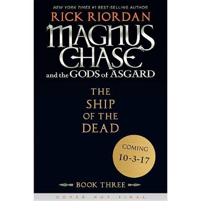 Ship of the Dead (Hardcover) (Rick Riordan)