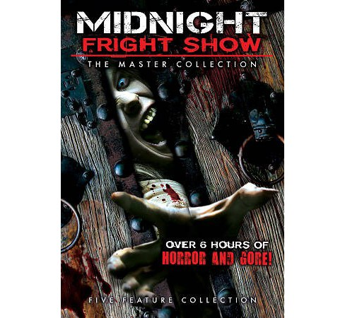 Midnight Fright Show (DVD) - image 1 of 1