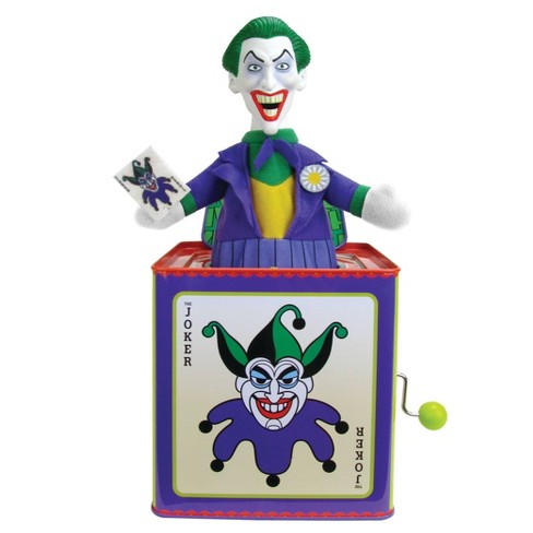 The Joker Jack In The Box Sdcc 2020 Debut Target
