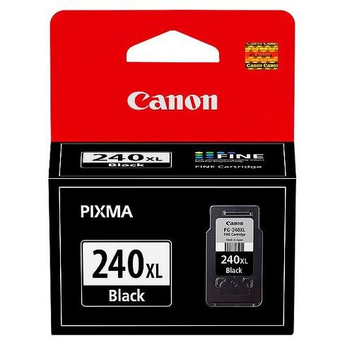 Canon 240/241 Single & 2pk Ink Cartridges - Black, Tri-color - image 1 of 1