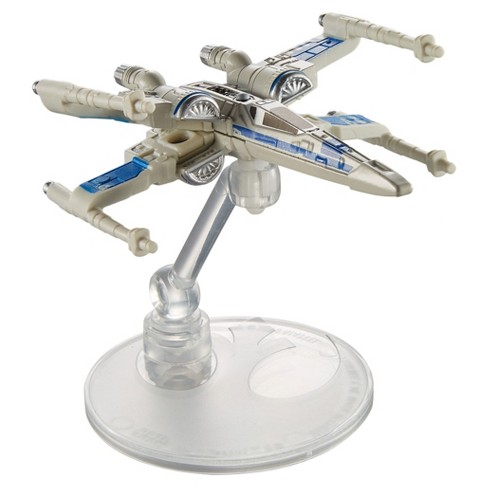 Hot Wheels Star Wars: The Last Jedi - Resistance X-Wing Fighter Starship Vehicle - image 1 of 3