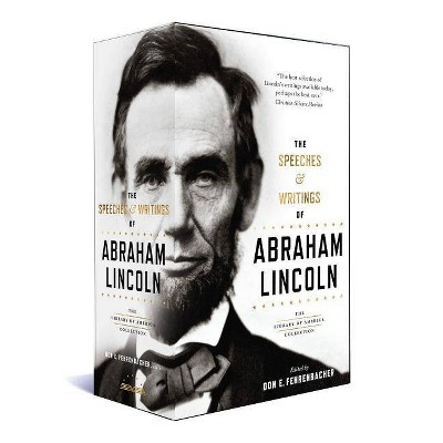 The Speeches & Writings of Abraham Lincoln - (Mixed Media Product)