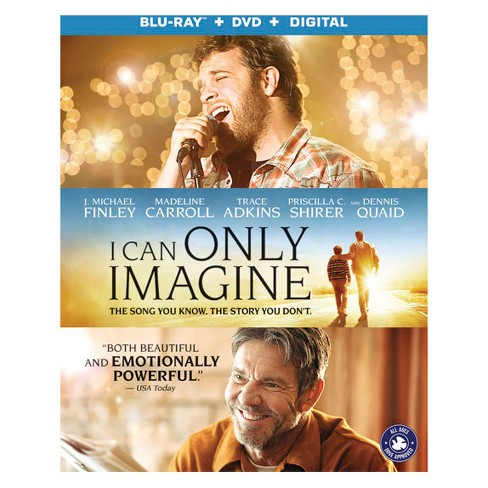 I Can Only Imagine (Blu-Ray + DVD + Digital) - image 1 of 1