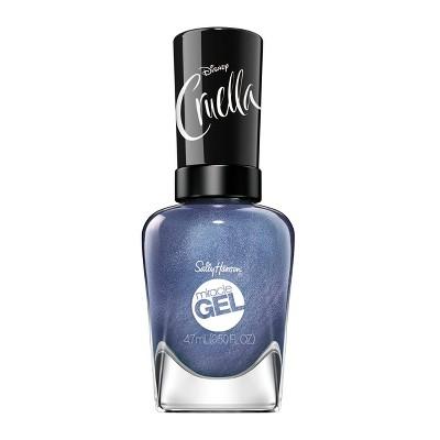 Sally Hansen Miracle Gel x Cruella Nail Color - 0.5 fl oz