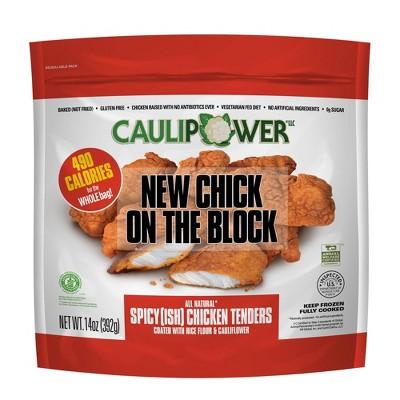 Caulipower Spicy(ish) Chicken Tenders - Frozen - 14oz