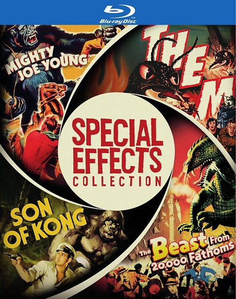 Special effects collection (Blu-ray) - image 1 of 1
