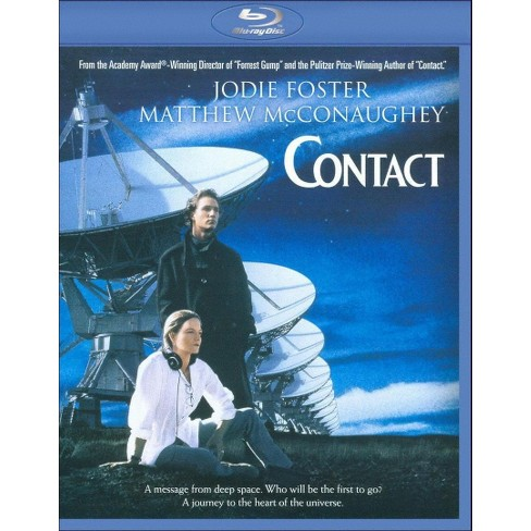 Contact [Blu-ray] - image 1 of 1