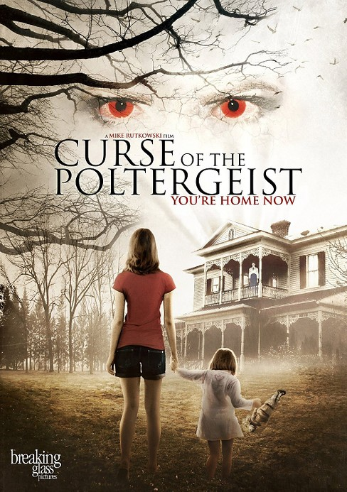 Curse of the poltergeist (DVD) - image 1 of 1