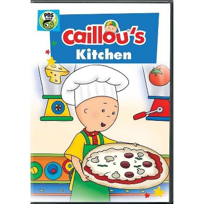Caillou: Caillou's Kitchen (DVD)(2018)