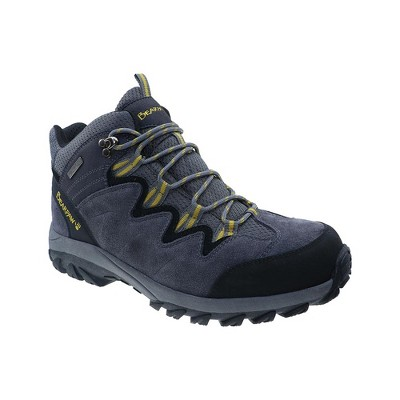 Bearpaw Men's Lars Apparel Hiking Shoes | Charcoal/Melon | Black | Size 11.0