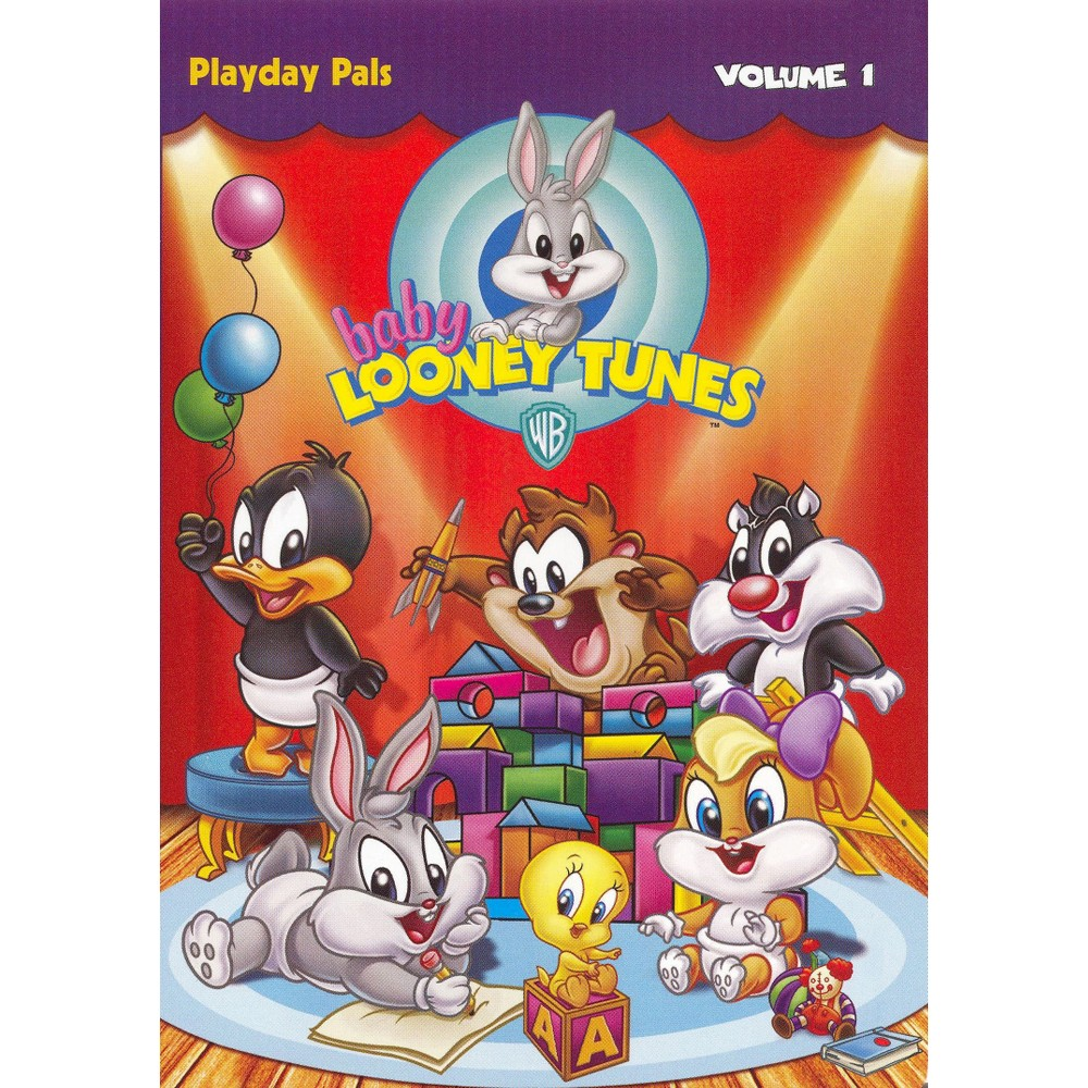Baby Looney Tunes:Vol 1 (Dvd)