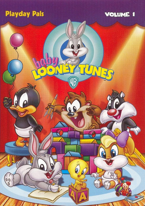 Baby looney tunes:Vol 1 (DVD) - image 1 of 1