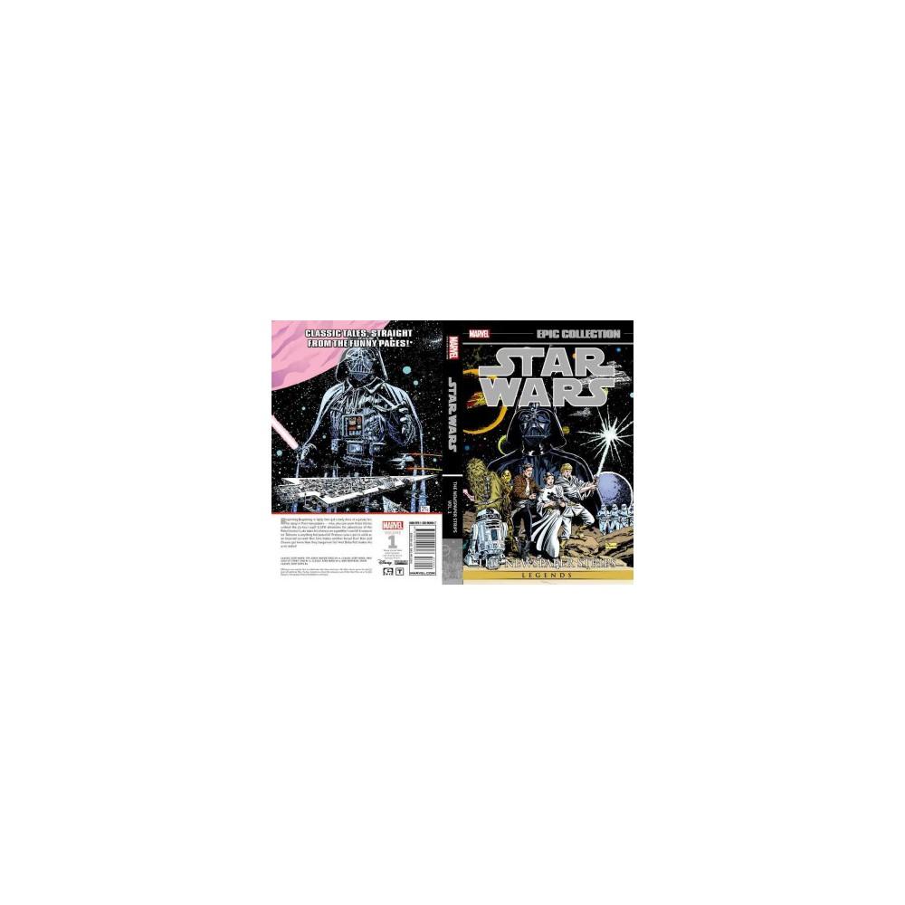 Epic Collection Star Wars Legends The Newspaper Strips 1 (Paperback) (Russ Manning & Steve Gerber & Russ