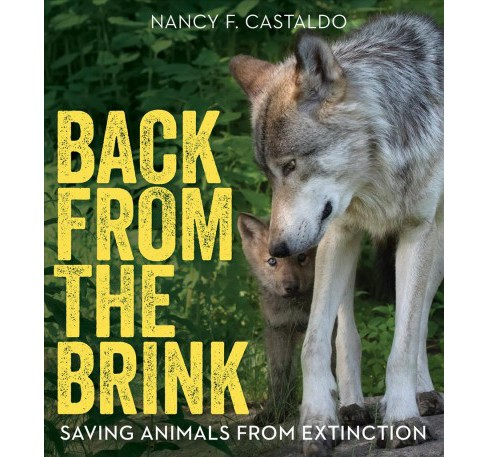Back from the Brink -  by Nancy F. Castaldo (Hardcover) - image 1 of 1