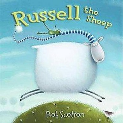Russell the Sheep (Board)by Rob Scotton