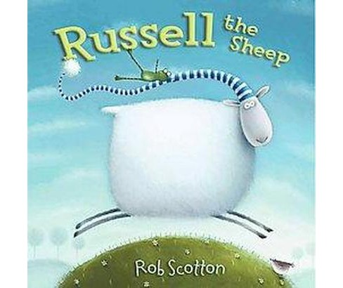 Russell the Sheep (Board) by Rob Scotton - image 1 of 1