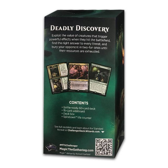Magic: The Gathering Challenger Deck Deadly Discovery image number null
