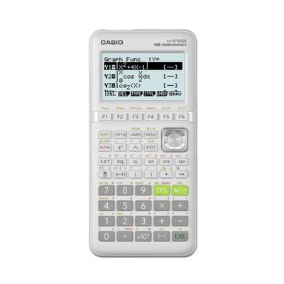 Casio fx-9750GIII White Graphing Calculator