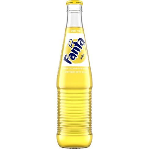 Fanta Pineapple de Mexico Soda - 12 fl oz Glass Bottle - image 1 of 4
