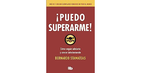 Puedo superarme!/ I Can Improve Myself (Hardcover) (Bernardo Stamateas) - image 1 of 1