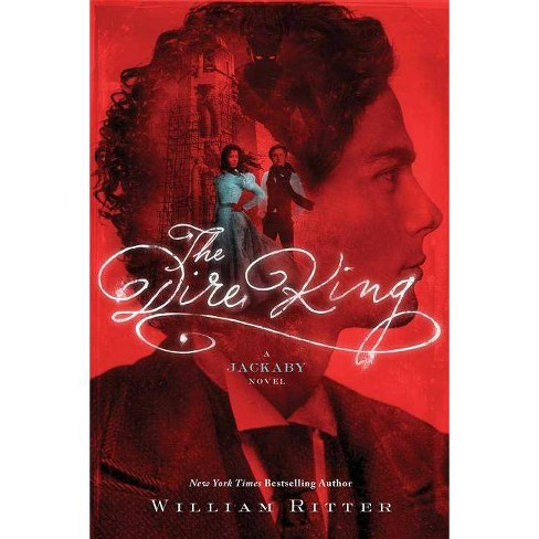 The Dire King - (Jackaby) by  William Ritter (Hardcover) - image 1 of 1
