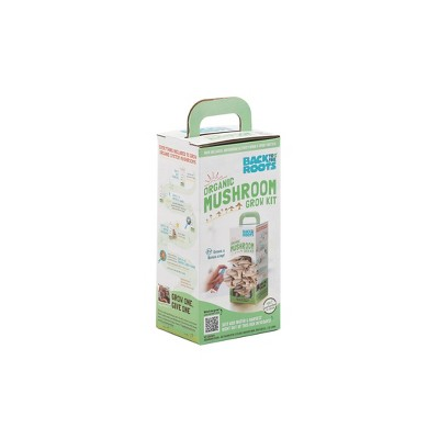 Back to the Roots Organic Mushroom Grow Kit