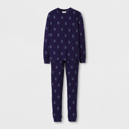 Boys' Thermal Underwear Cat & Jack™ Navy - image 1 of 1