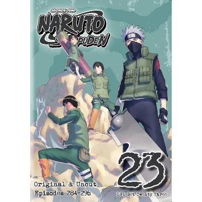Naruto Shippuden Box Set 23 (DVD)(2015)