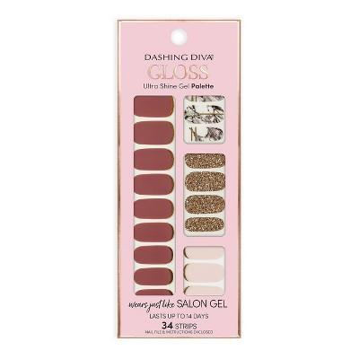 Dashing Diva Gloss Ultra Shine Gel Palette - Modern Matter