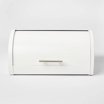 Metal Breadbox White - Threshold™