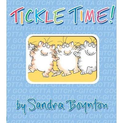 Tickle Time! - (Boynton on Board)by Sandra Boynton (Board_book)