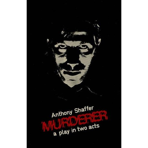 Murderer - by  Anthony Shaffer (Hardcover) - image 1 of 1