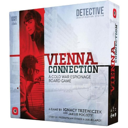 Vienna Connection Board Game - image 1 of 1
