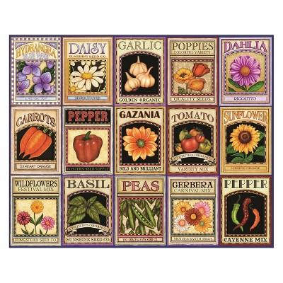Springbok Garden Goodness Puzzle 1000pc
