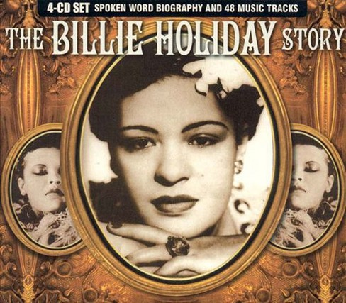 Billie holiday - Billie holiday story (CD) - image 1 of 1