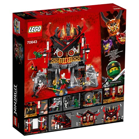01ac5e558dc81 LEGO Ninjago Temple Of Resurrection 70643 : Target