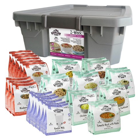 Augason Farms 14-Day Pantry Pack - 31ct - image 1 of 16