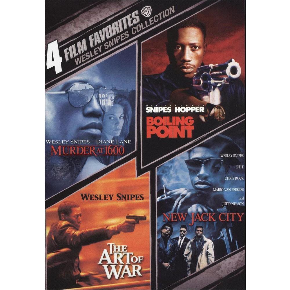 Wesley Snipes Collection: 4 Film Favorites [2 Discs]