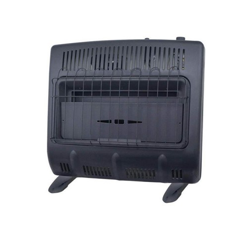 Mr Heater 30000 BTU Vent Free Blue Flame Natural Gas Indoor Outdoor Space Heater - image 1 of 4