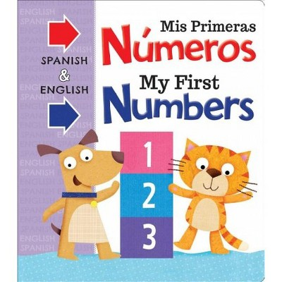 MIS Primeras Numeros My First Numbers - by Igloobooks (Board_book)