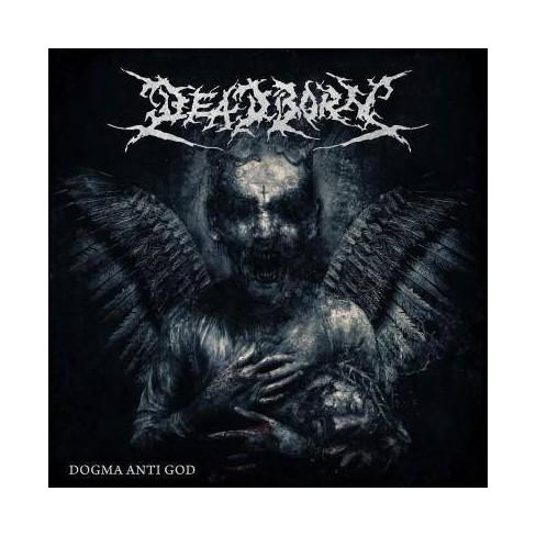 Deadborn - Dogma Anti God (CD) - image 1 of 1