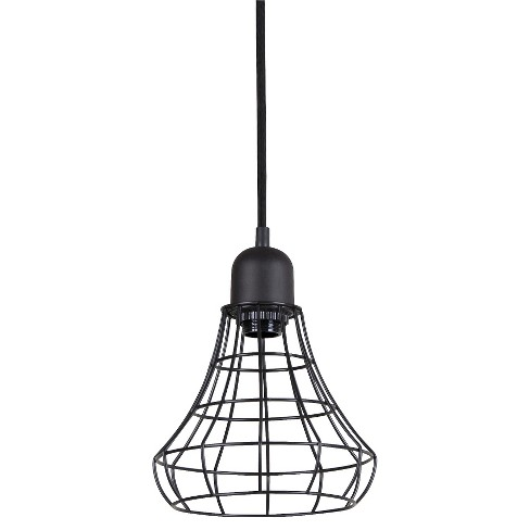 Plug-In Pendant Oil Rubbed Bronze - Threshold™ - image 1 of 2