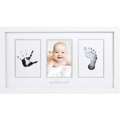 Pearhead Babyprints Photo Frame - White