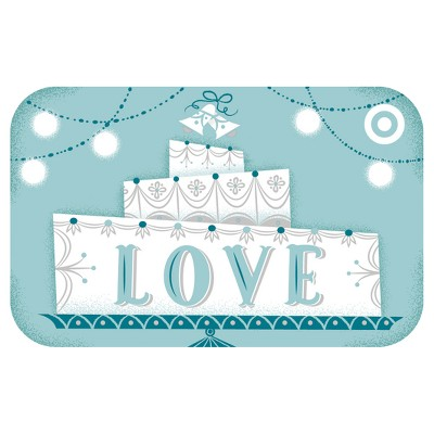 Love Cake GiftCard $50