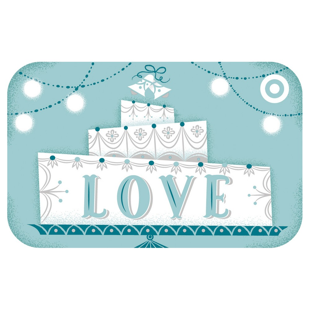 Love Cake GiftCard $200, Target Giftcards