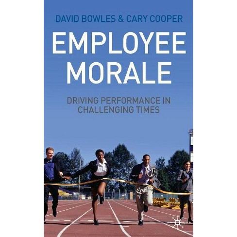 Employee Morale - by  D Bowles & C Cooper (Hardcover) - image 1 of 1