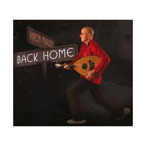 Yinon Muallem - Back Home (CD) - image 1 of 1